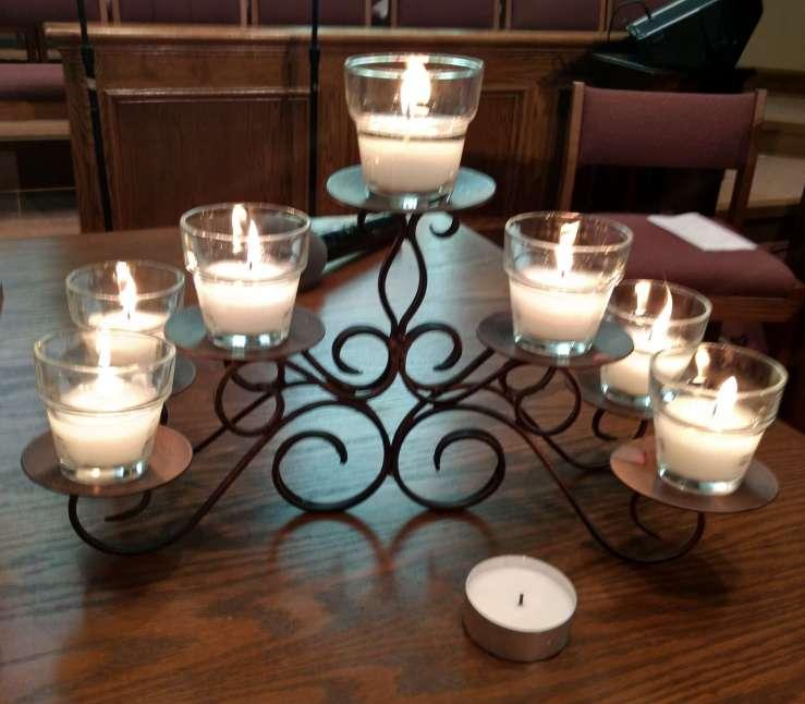 Jeremiah's Menu-Darkness to Light-Lamp