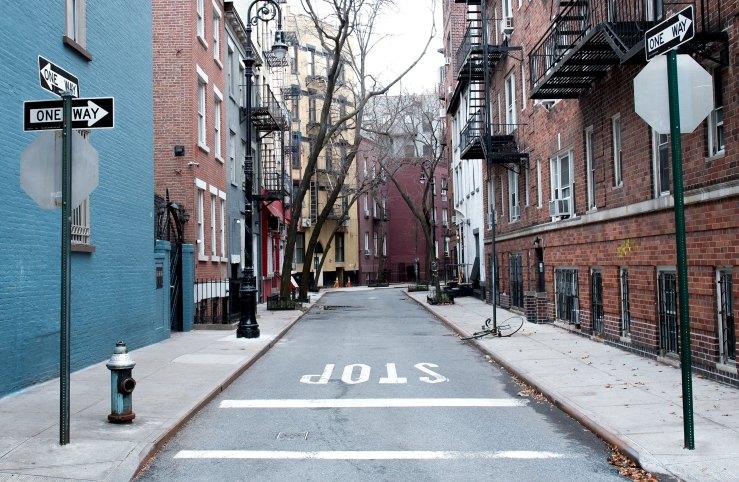 One Way-two way street-Jeremiah's Menu-faith