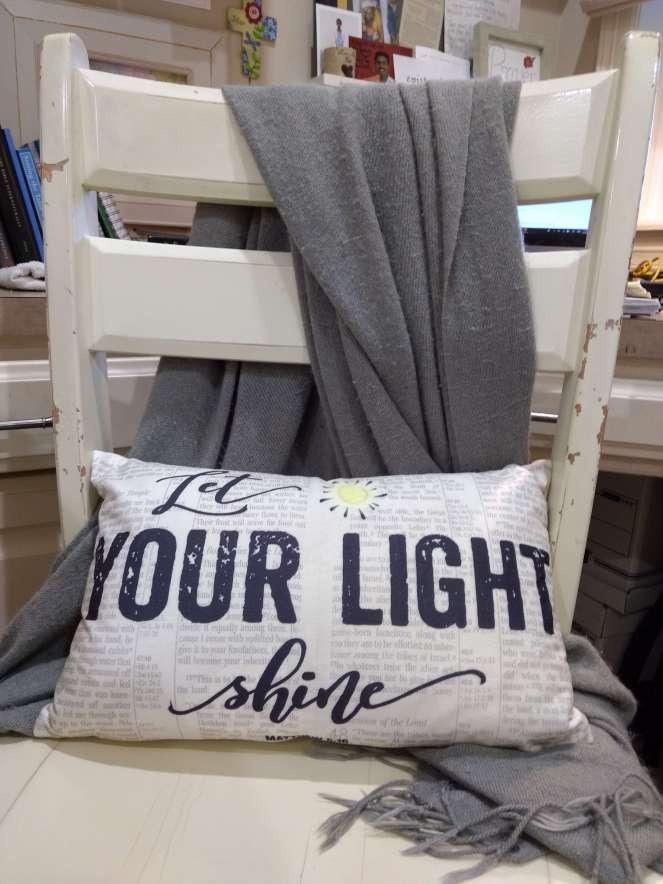Shine-Light-Jeremiah's Menu-God's glory