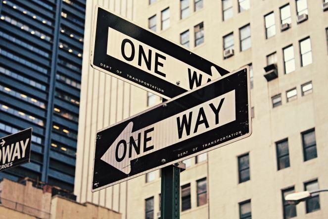 Love-One Way-Law-God-Faith