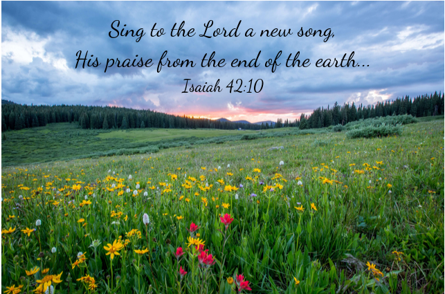 Sing-Praise-New song-Jeremiah's Menu